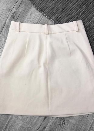 Новая идеальная юбка нежного цвета от zara4 фото