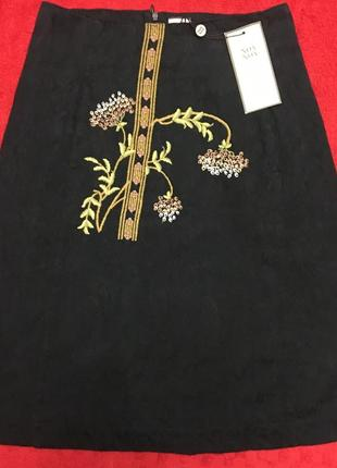Оригинальная юбка noa noa1 фото