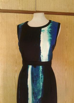 Трикотажное платье, l - xl2 фото