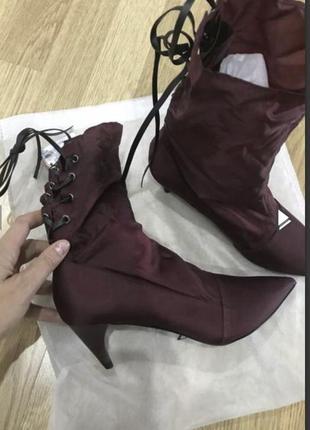 Ботинки zara3 фото