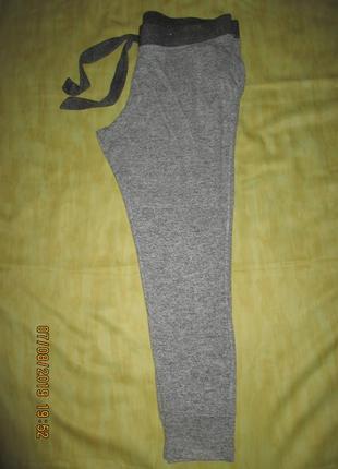 Спортивные лосины-штаны с карманами2 фото