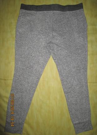 Спортивные лосины-штаны с карманами3 фото