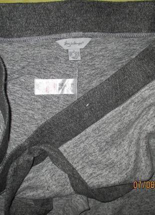 Спортивные лосины-штаны с карманами5 фото
