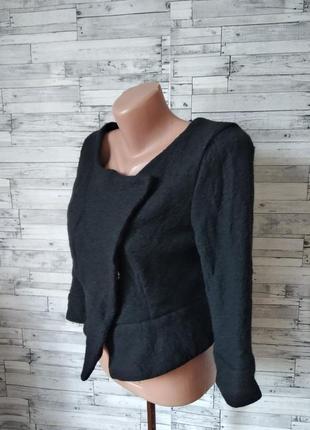 Пиджак женский черный top secret черный2 фото