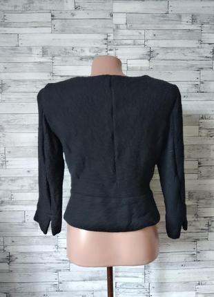 Пиджак женский черный top secret черный4 фото