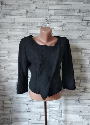 Пиджак женский черный top secret черный1 фото