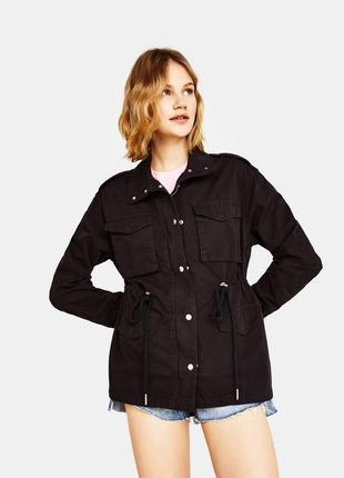 Куртка в стилі сафарі1 фото