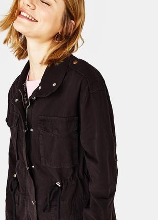 Куртка в стилі сафарі3 фото