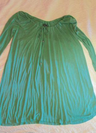Зеленое платье солнцеклеш3 фото