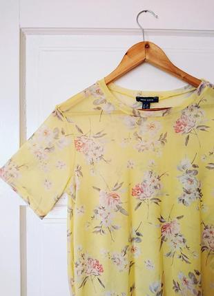 Трендова футболка/топ сіточка від new look, на р. м/l4 фото