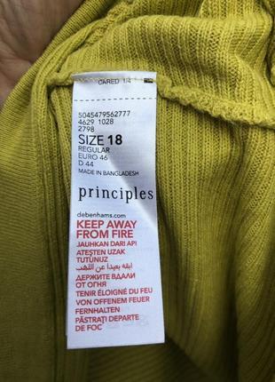 Яркий свитер principles!6 фото