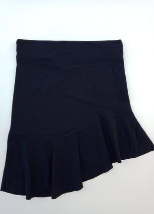 Стильная юбочка ассиметрия1 фото