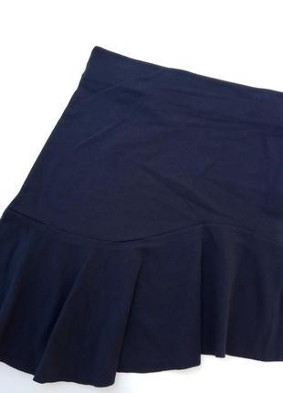 Стильная юбочка ассиметрия3 фото