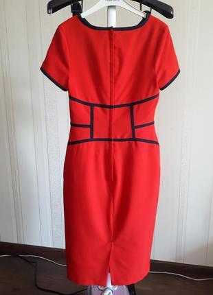 Очень красивое платье миди2 фото
