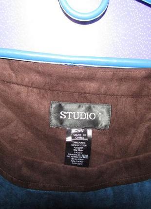 Изумительная блуза батал р-р 24-26 от studio 15 фото