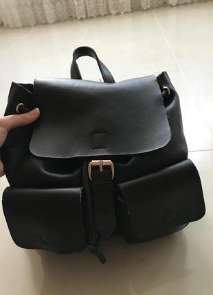Шкіряний портфель1 фото