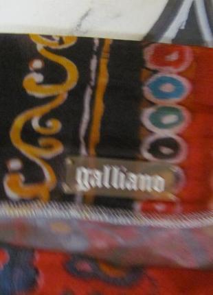 John galliano блуза лето рубашка3 фото