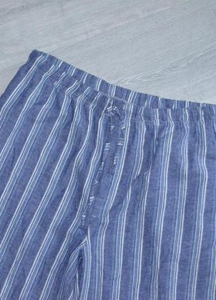 Штаны для дома и сна хлопок2 фото