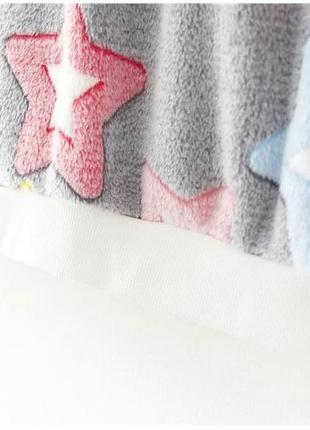 Женский свитер плюшевый. свитер со звездами, женский мягкий свитер5 фото