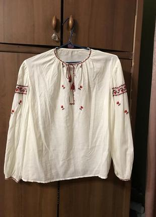 Вишита сорочка/ вишиванка/ вышитая рубашка