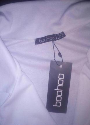 Платье-пиджак от boohoo3 фото