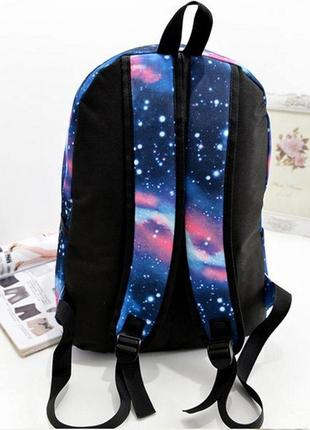 Рюкзак космос галактика3 фото