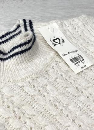 Тёплый свитер с баской miss selfridge5 фото