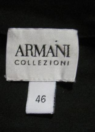 Armani шелк рубашка блуза5 фото