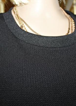 Красивый фактурный джемпер,кофточка3 фото