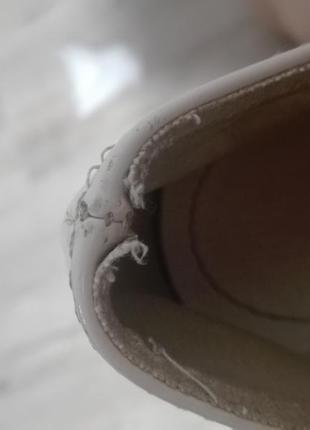 Удобные туфли на шнурках4 фото
