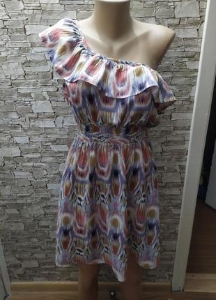 Замечательное легкое платье1 фото