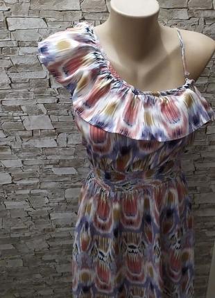 Замечательное легкое платье4 фото