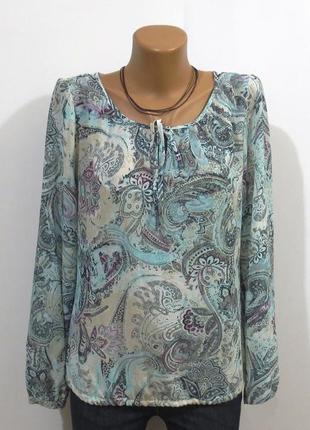 Нежная блуза от comma блуза размер: 50-l, xl