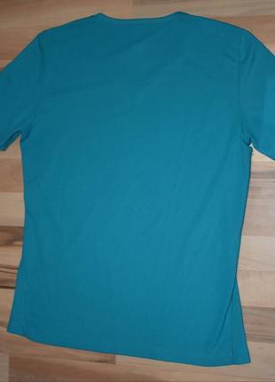 Очень классная спортивная футболка насыщенного цвета odlo3 фото