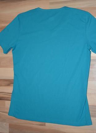 Очень классная спортивная футболка насыщенного цвета odlo4 фото