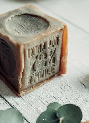 Традиционное марсельское мыло (72% оливкового масла в составе)1 фото