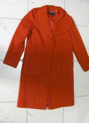 Шикарное пальто шерсть1 фото