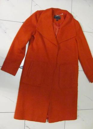 Шикарное пальто шерсть2 фото