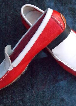 """Р.39 """"bottega"""" италия,натуральная кожа туфли/лоферы  25.5 см2 фото"""