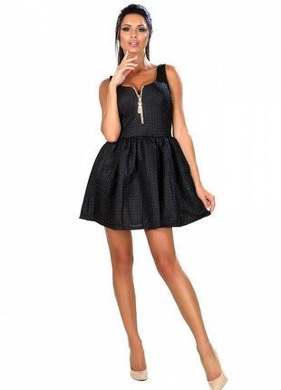 Платье неопрен,платье с перфорацией2 фото
