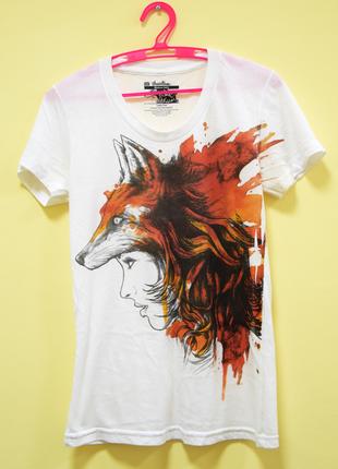 Дизайнерская футболка threadless1 фото
