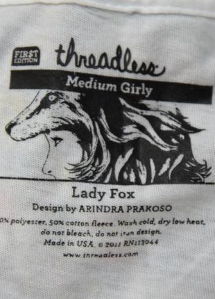 Дизайнерская футболка threadless3 фото