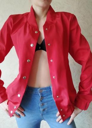 Бомбер куртка с принтом pop art5 фото