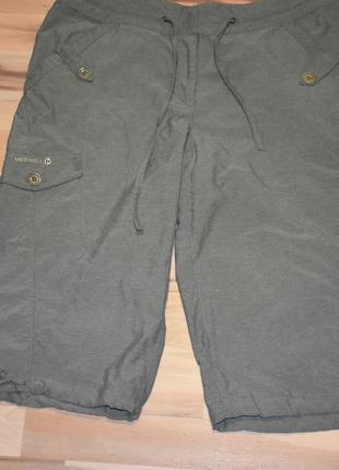 Бриджи (удлинённые шорты) спортивные merrell для трекинга туризма