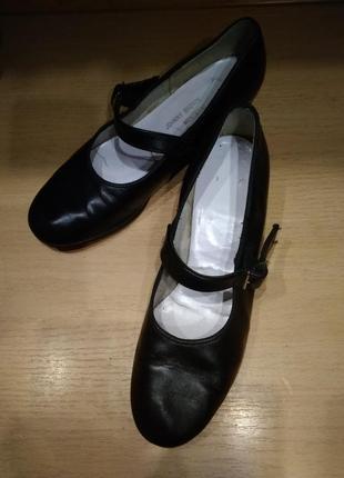 Туфли для танцев р-р 391 фото