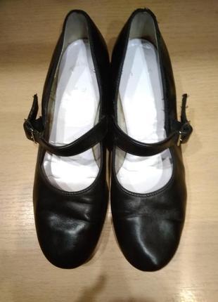 Туфли для танцев р-р 392 фото