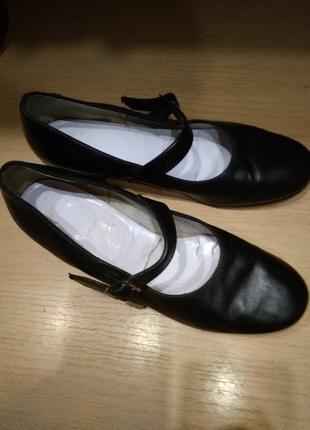 Туфли для танцев р-р 396 фото