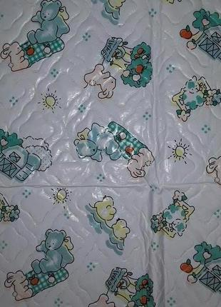 Клеёнка детская непромокаемая canpol babies