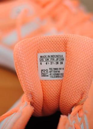 Женские беговые кроссовки adidas duramo 6, 37 размер. оригинал2 фото