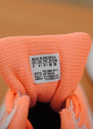Женские беговые кроссовки adidas duramo 6, 37 размер. оригинал7 фото